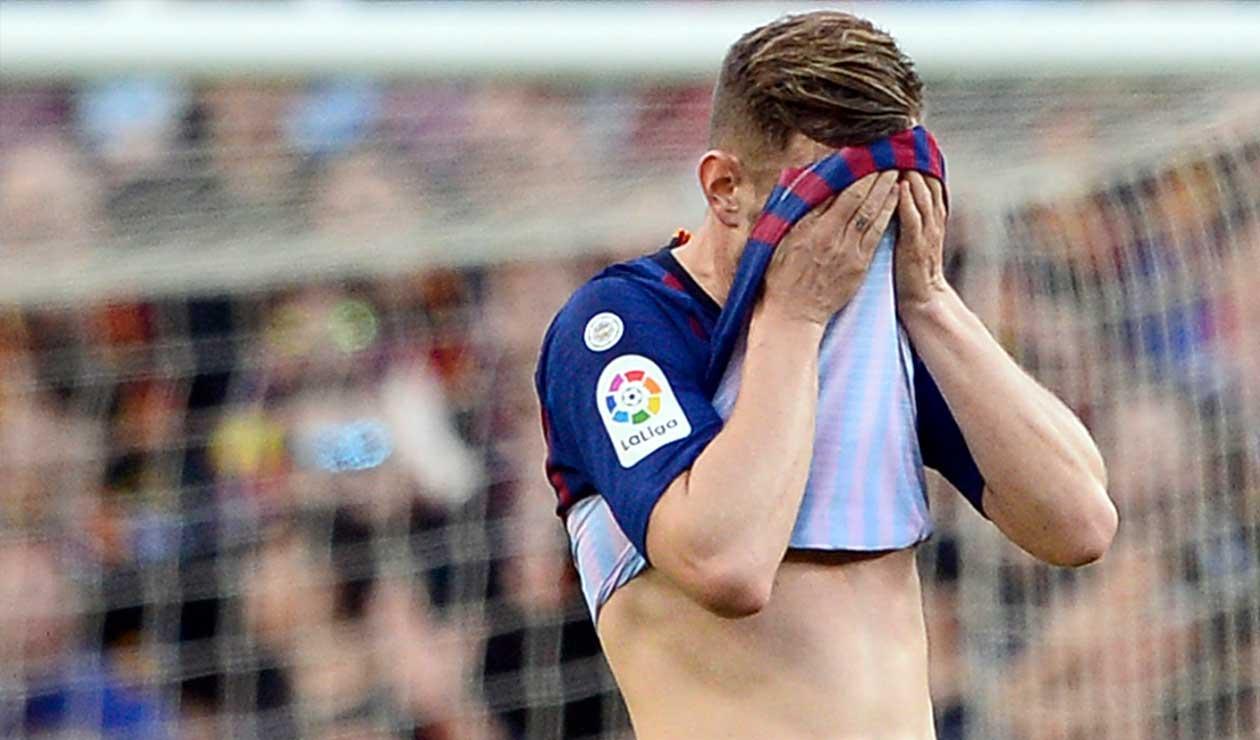 Ivan Rakitic, jugador que arribó en 2014 al Barcelona