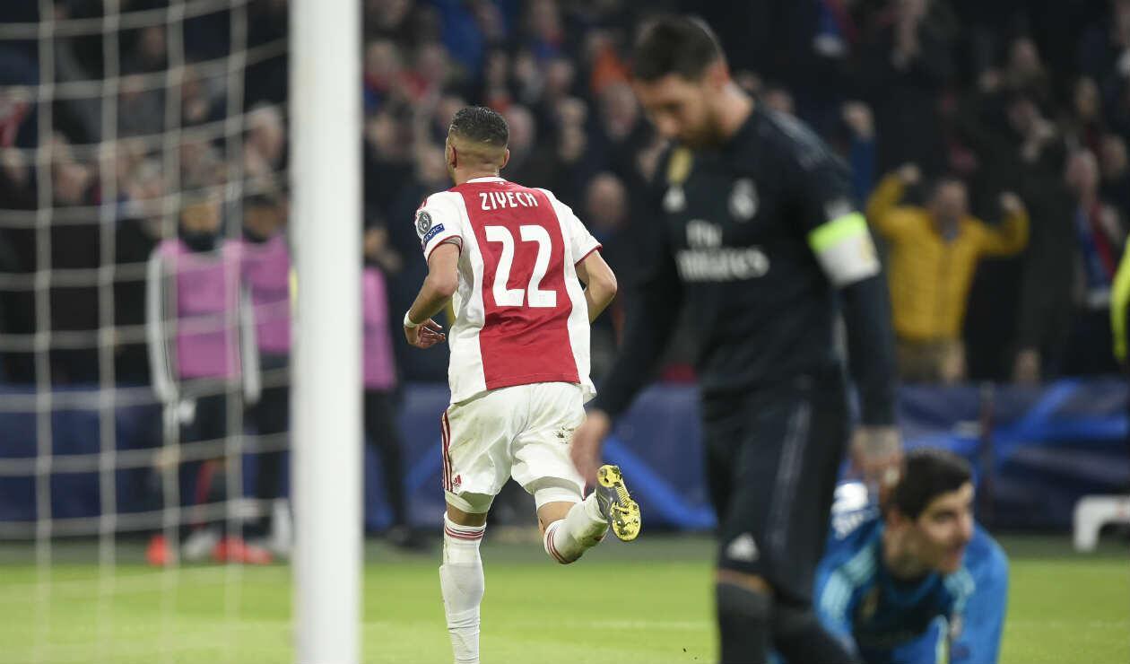 Real Madrid Vs. Ajax