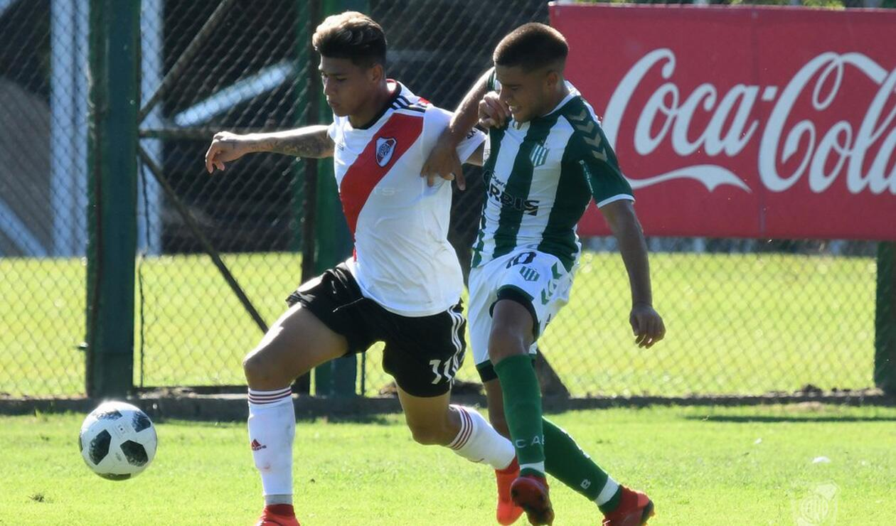 Jorge Carrascal - River Plate 2019