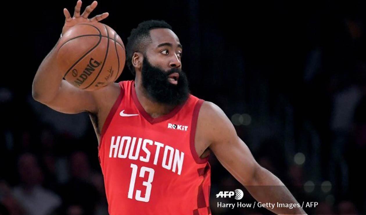 James Harden, jugador de los Houston Rockets