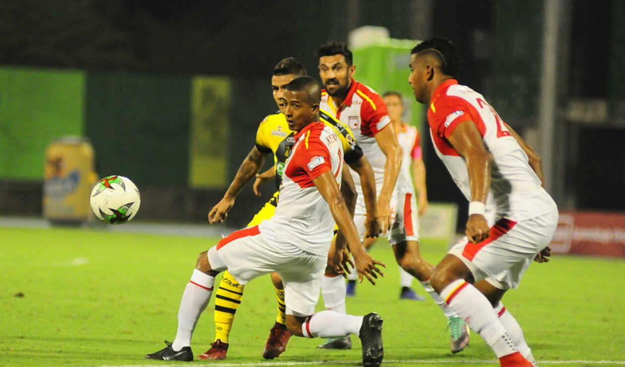 Santa Fe empató con Alianza en el último partido