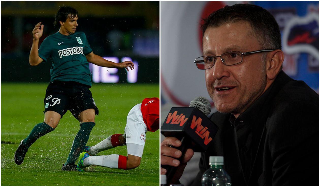 Pablo Zeballos y Juan Carlos Osorio