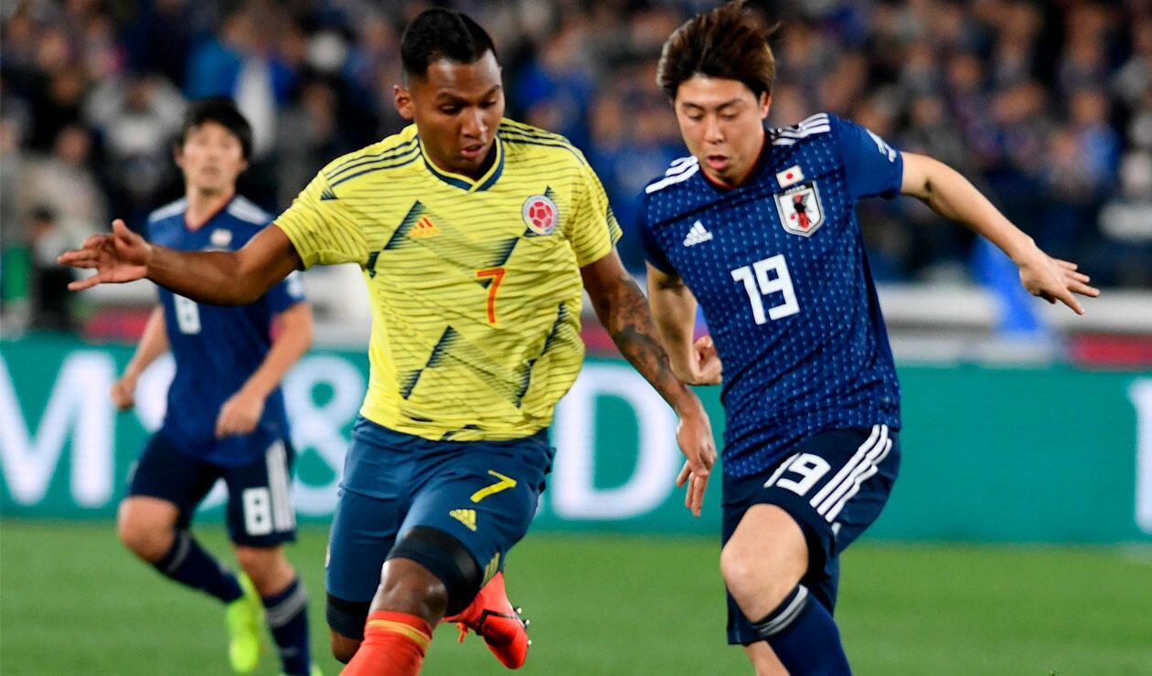 Carlos Queiroz se mostró satisfecho con el rendimiento de Colombia ante Japón