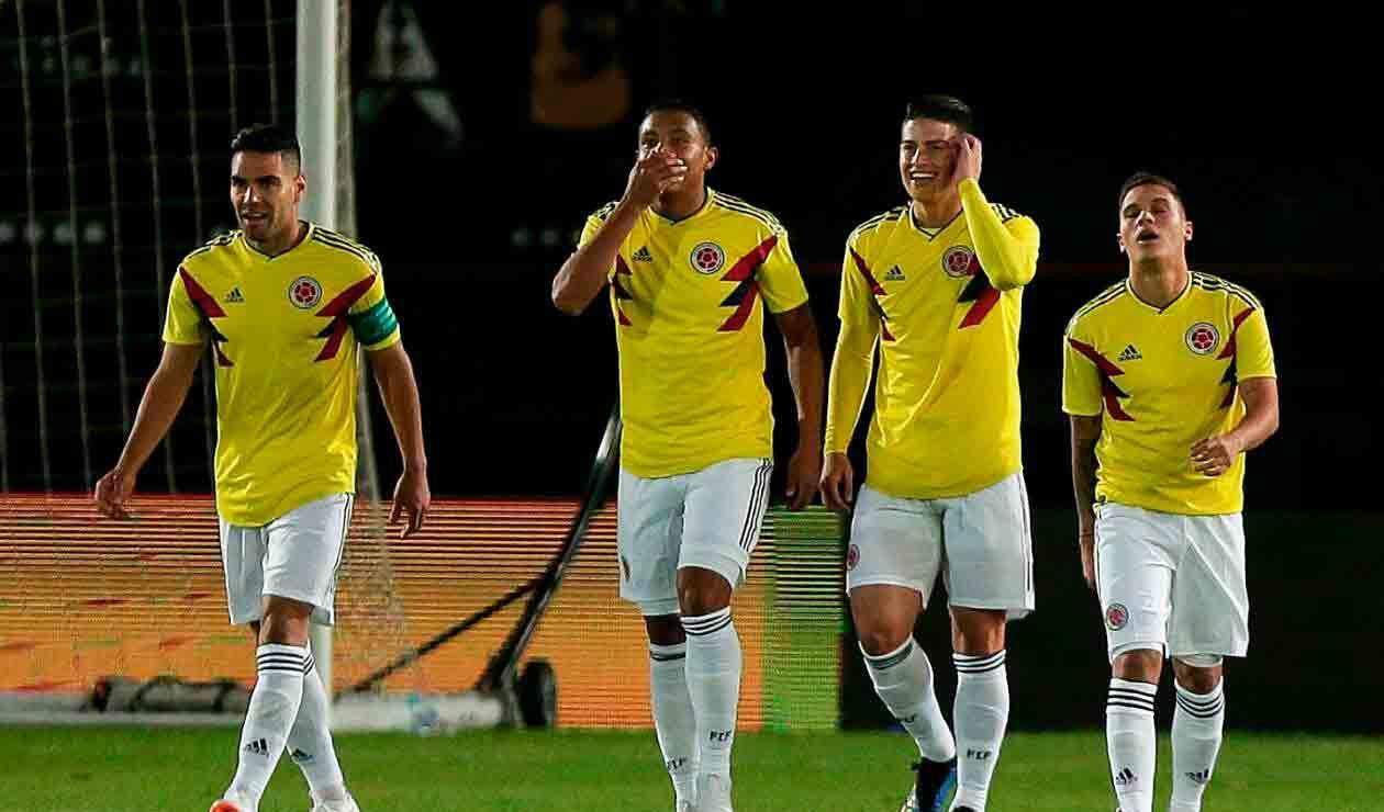 La Selección Colombia enfrentará a Japón y Corea en los primeros partidos de Queiroz como técnico.