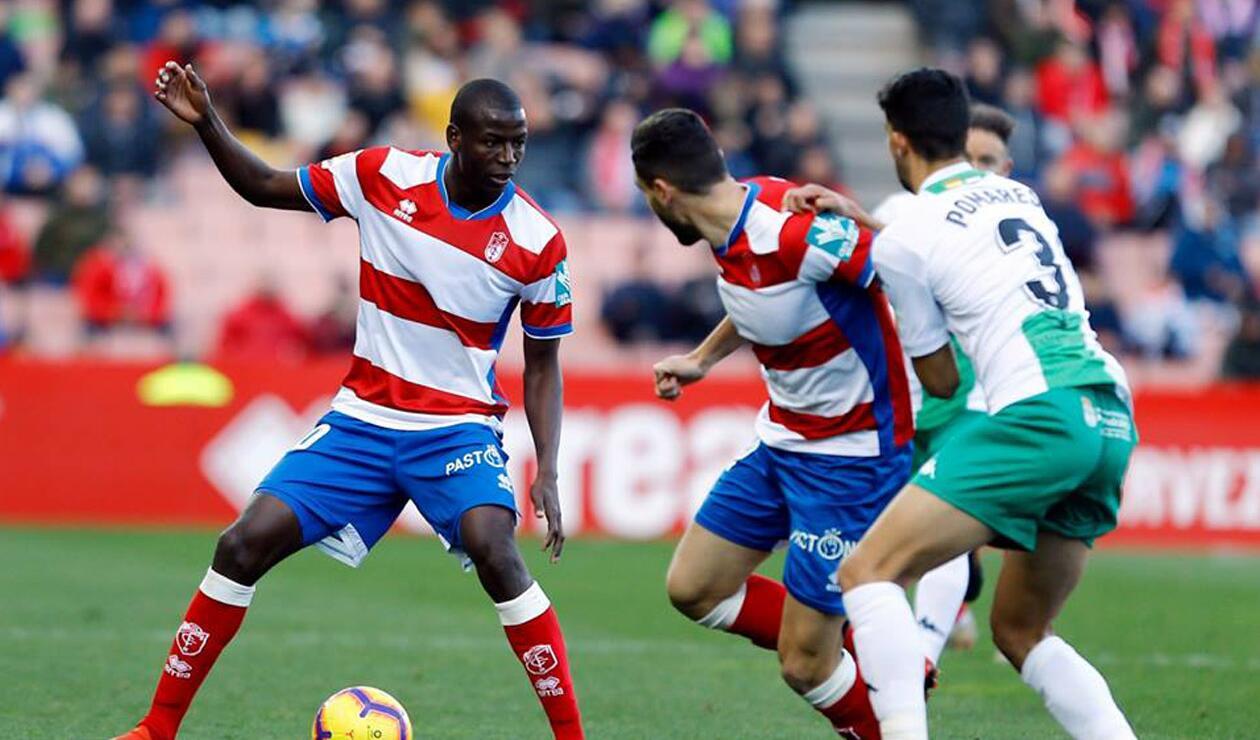 Adrián Ramos - Granada FC