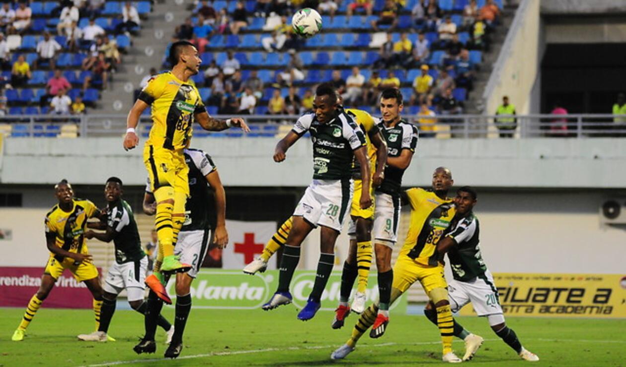 Alianza Petrolera vs Deportivo Cali - Liga Águila 2019
