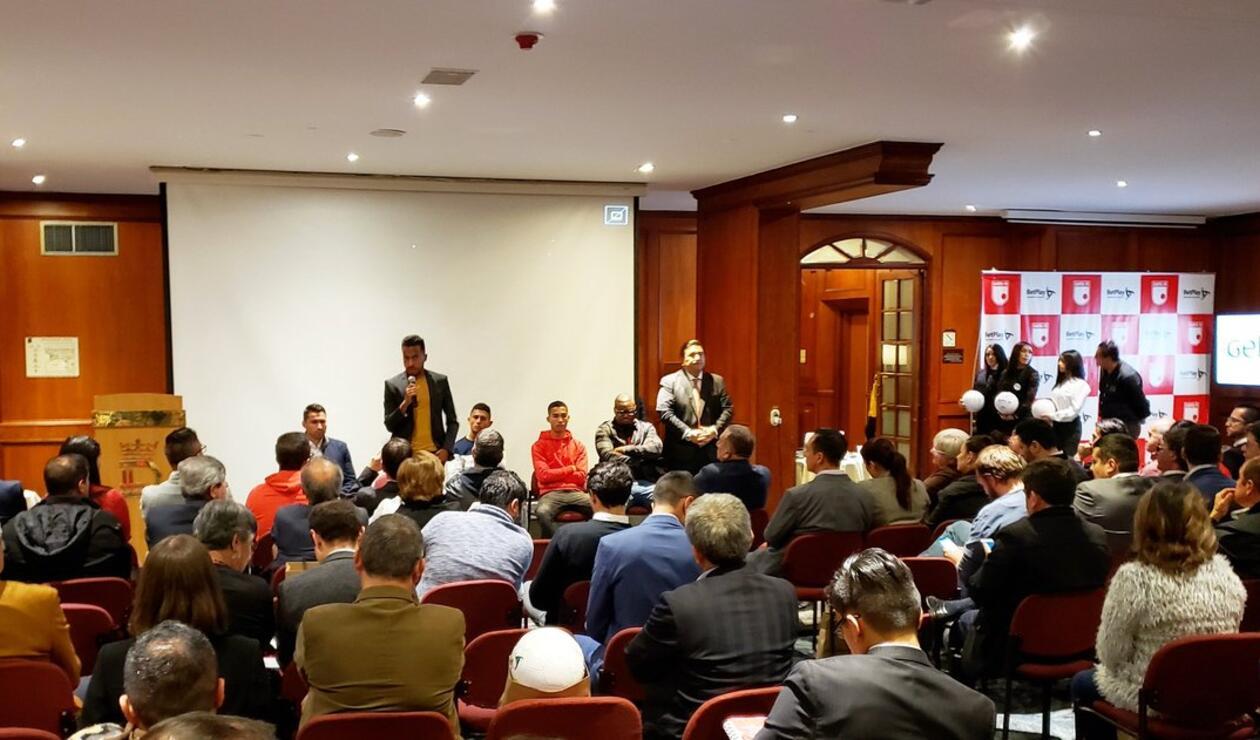 Asamblea de Independiente Santa Fe 2019