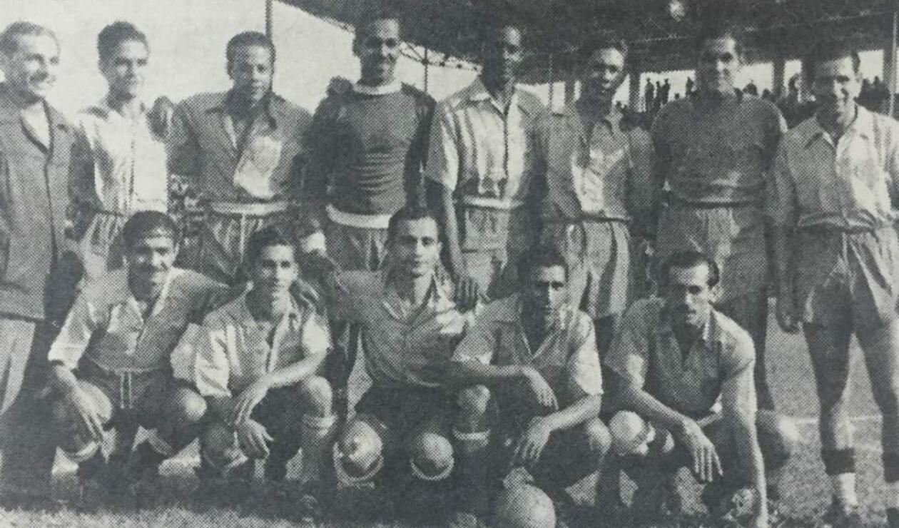 Boca Juniors de Cali 1950