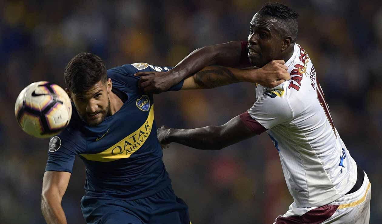 Boca Juniors vs Deportes Tolima - Copa Libertadores