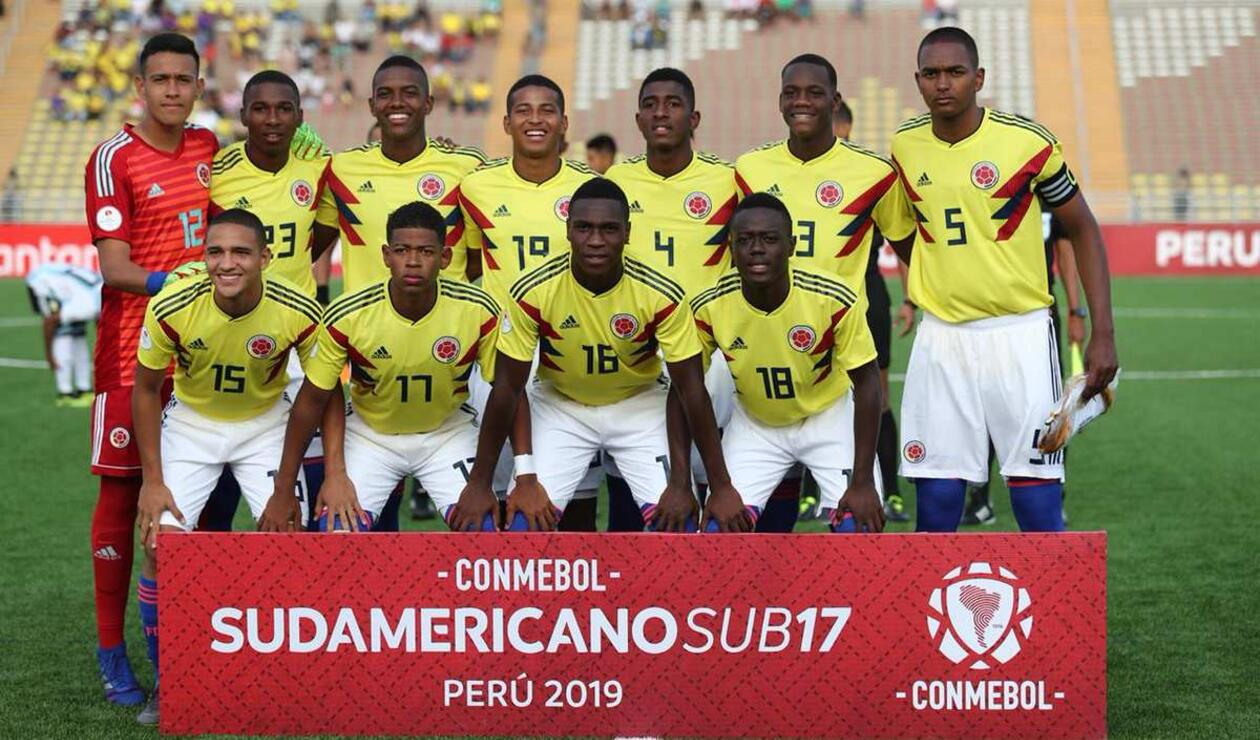 Colombia Vs Uruguay Sub 20: Colombia Vs Uruguay EN VIVO - Sudamericano Sub-17