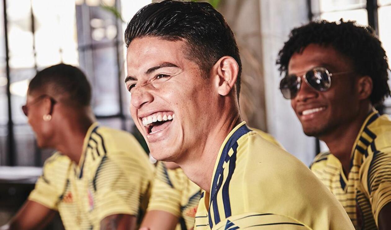 Camiseta Seleccion Colombia 2019 Image: La Nueva Camiseta De Colombia, ¿cuánto Cuesta Y Por Qué