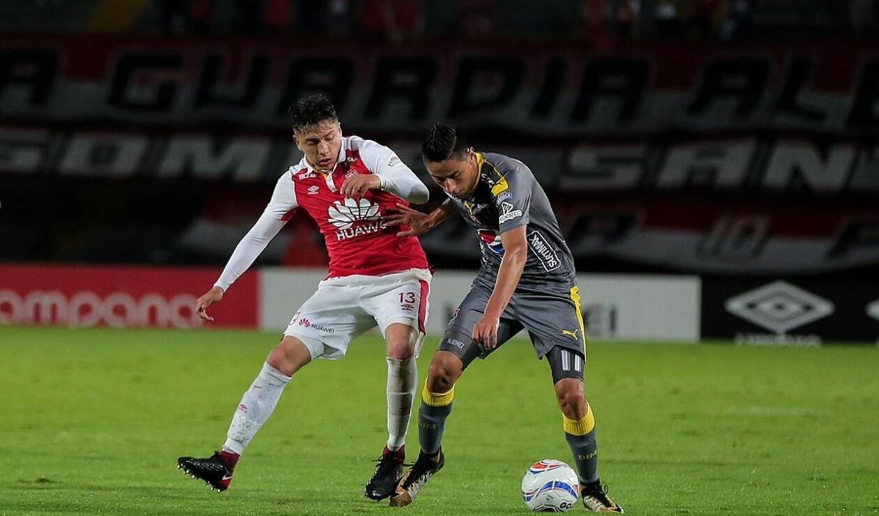 Independiente Medellín vs Santa Fe - Liga Águila