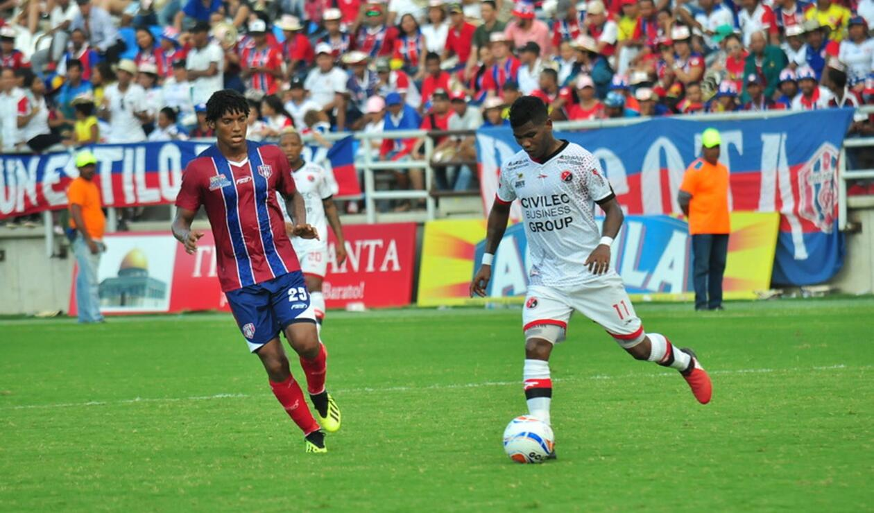 Cúcuta vs Unión Magdalena