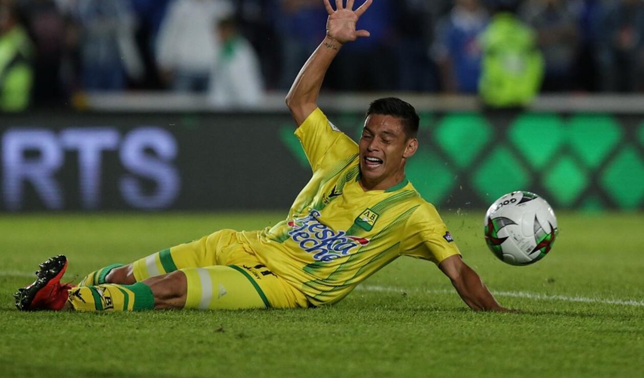 Sergio Romero - Atlético Bucaramanga 2019