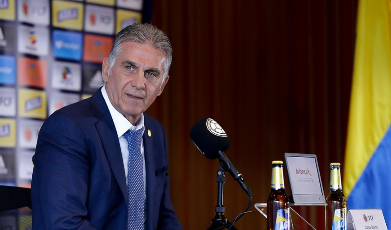 Carlos Queiroz - Selección Colombia