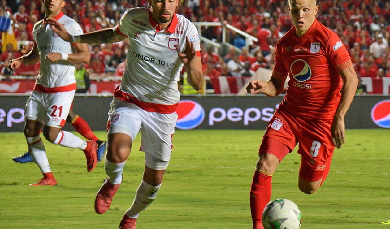 América vs Independiente Santa Fe - Fecha 7 Liga Águila 2019-I