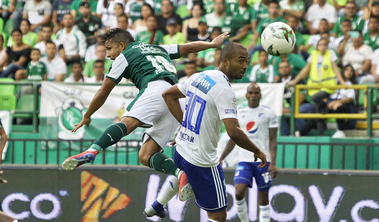 Deportivo Cali vs Millonarios - Fecha 8 Liga Águila 2019-I