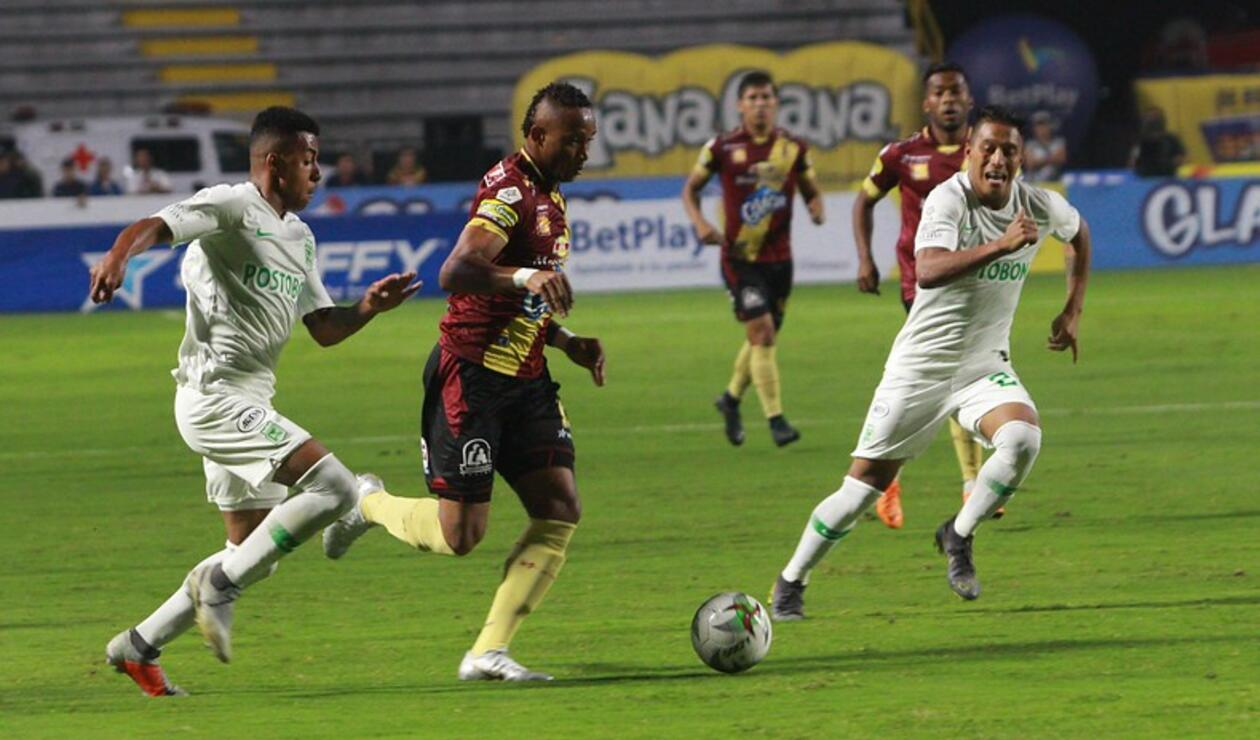 Deportes Tolima vs Atlético Nacional - Fecha 13 Liga Águila 2019-I