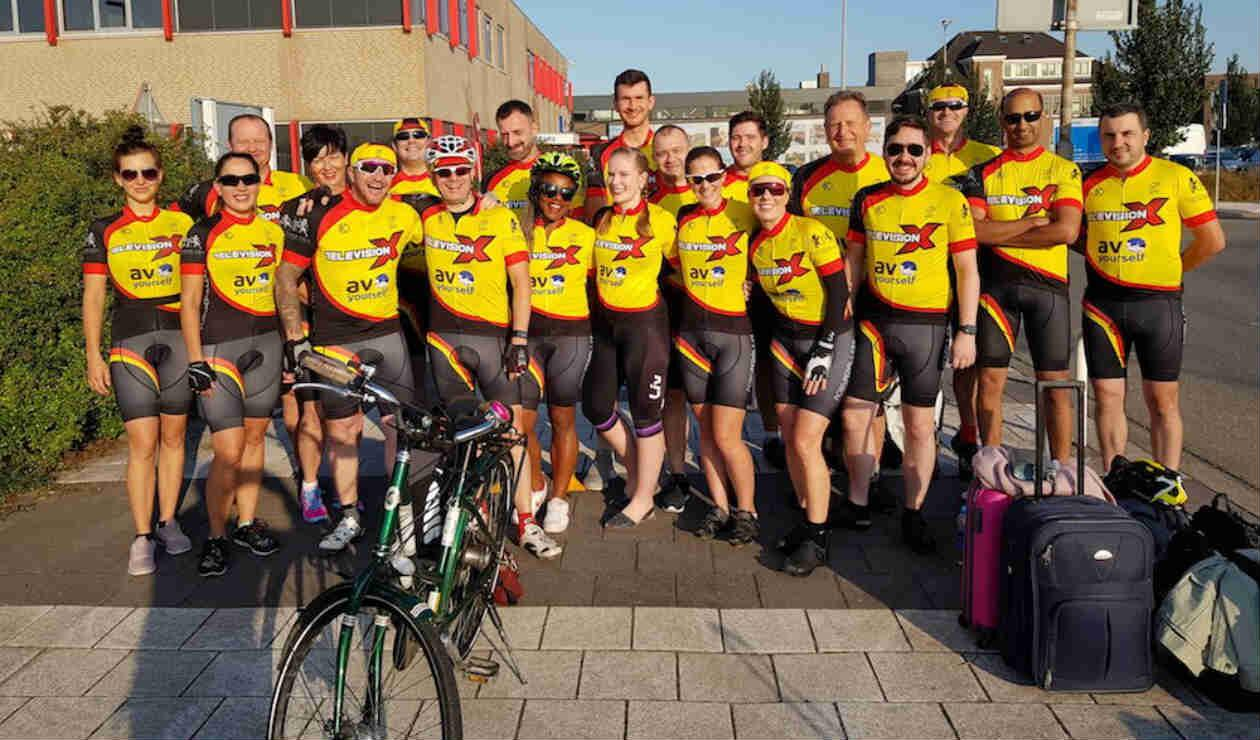Pedallers Cycling Club