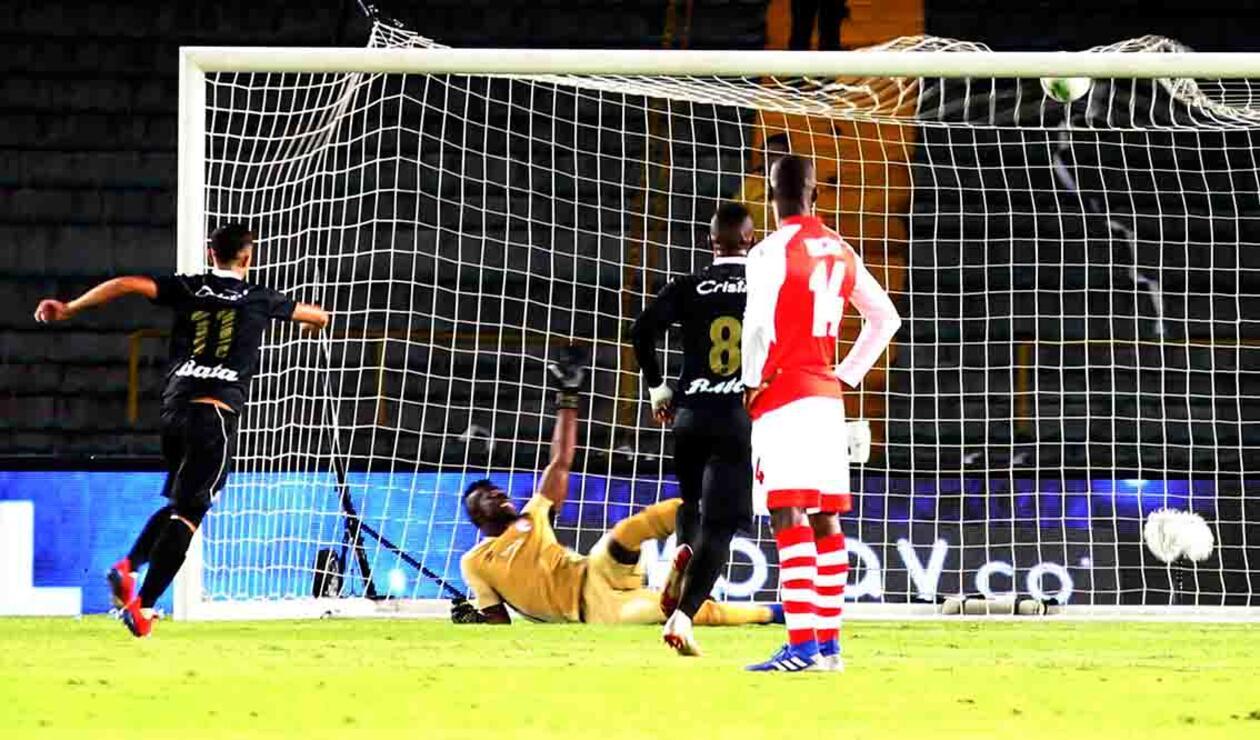 Independiente Santa Fe vs Once Caldas 2019 primer semestre