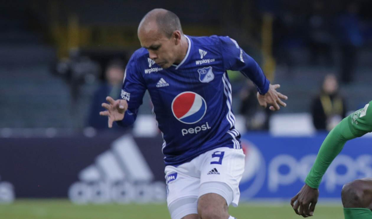 Juan David Pérez, jugador de Millonarios