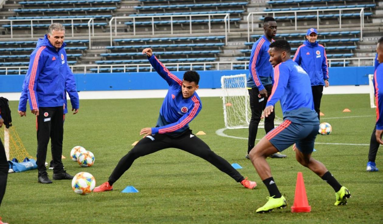 Luis Diaz- Selección Colombia