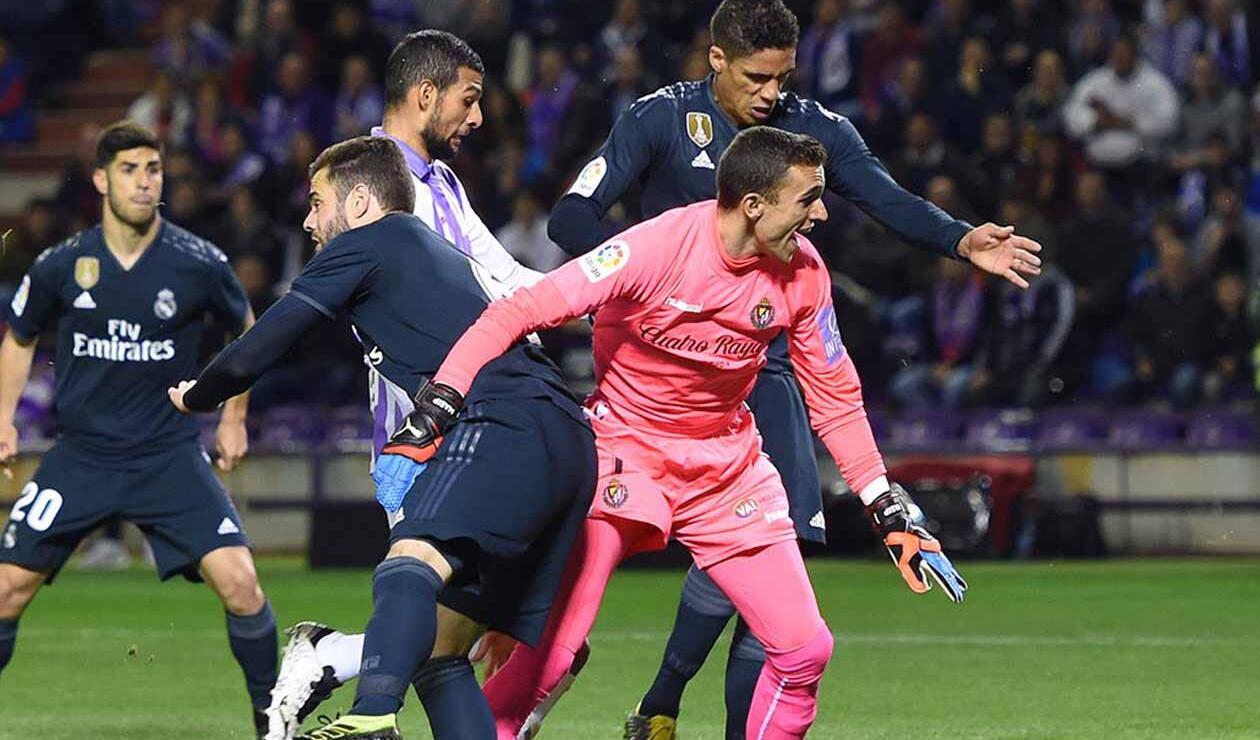 Valladolid vs Real Madrid - La Liga