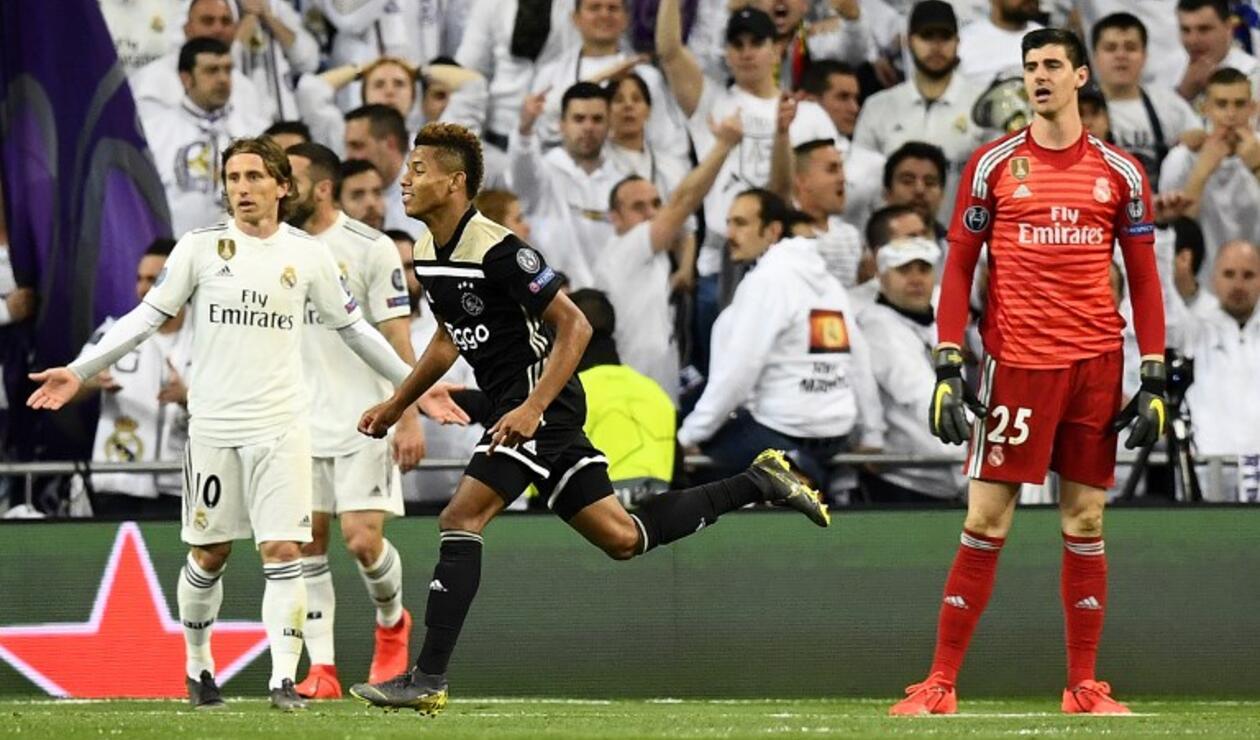 Real Madrid vs Ajax, octavos de Champions League