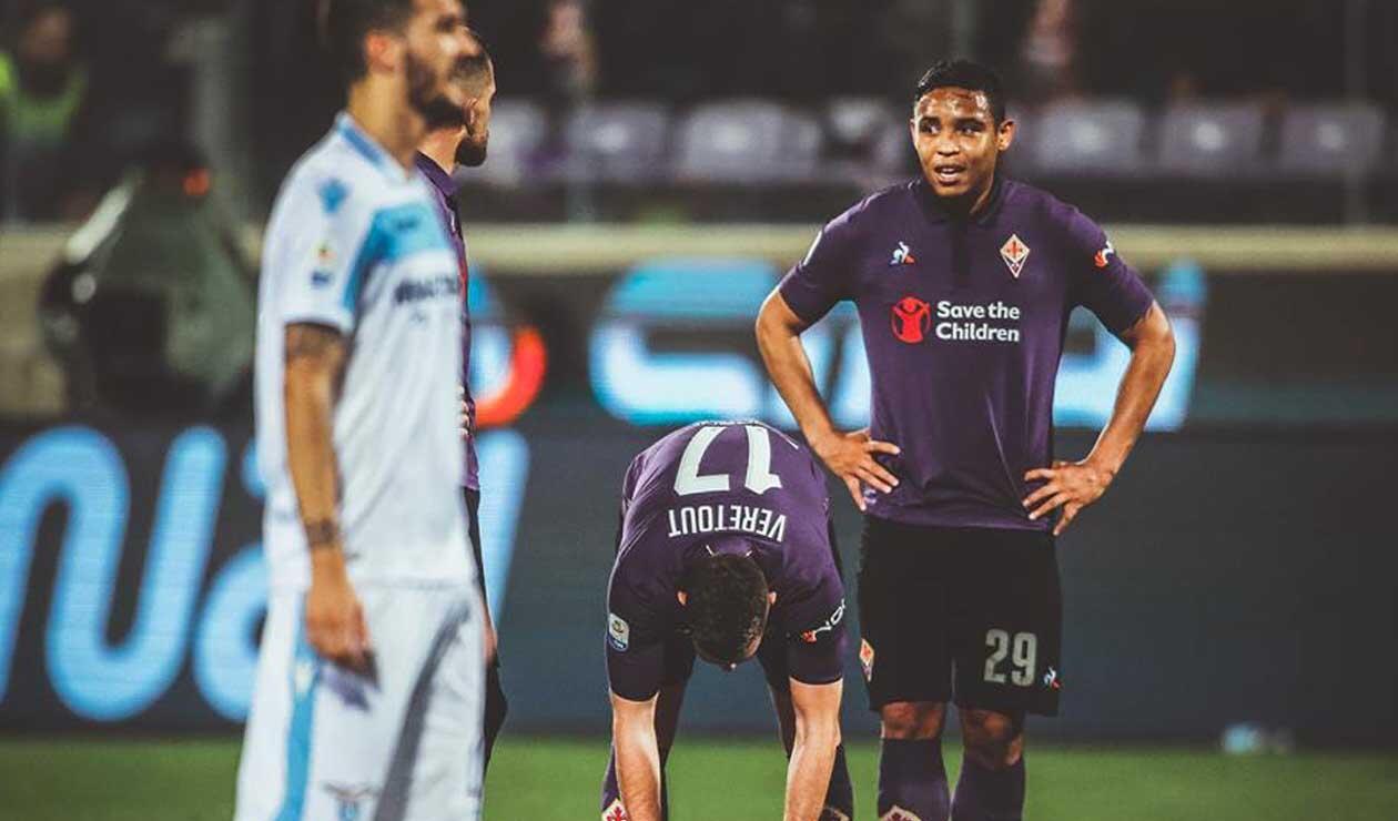 Luis Fernando Muriel - Fiorentina 2019