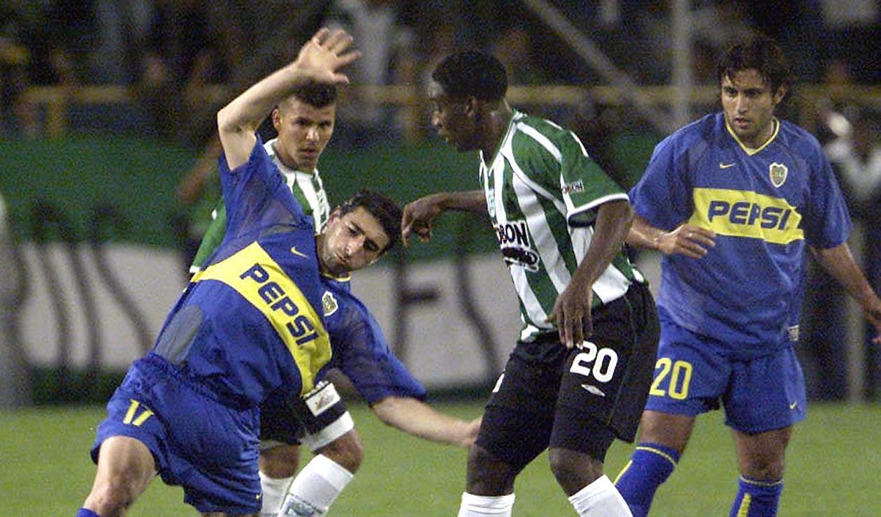 Atlético Nacional y Boca Juniors