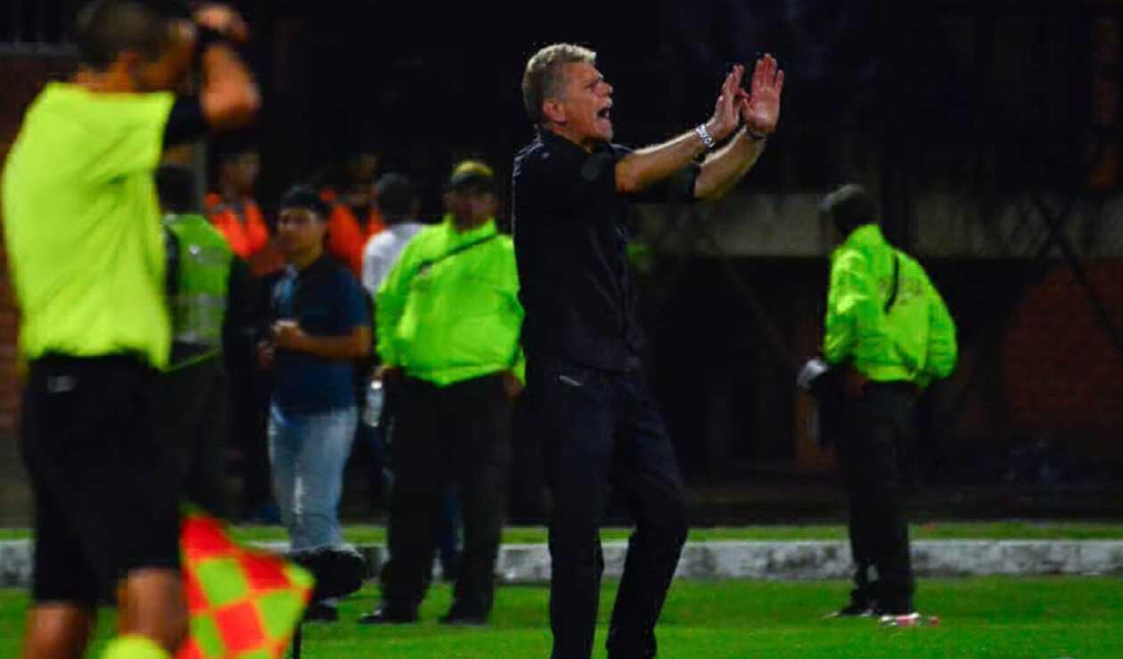 Paulo Autuori - Atlético Nacional