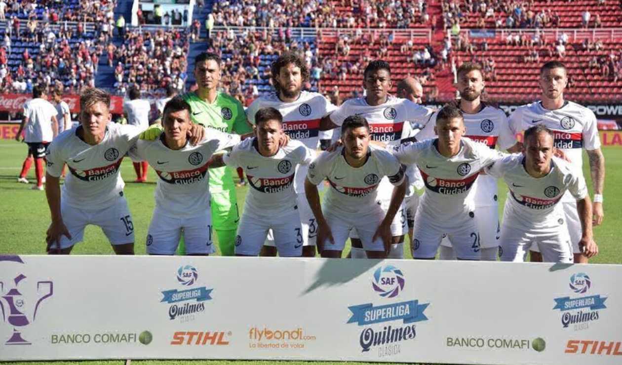 San Lorenzo de Almagro 2019