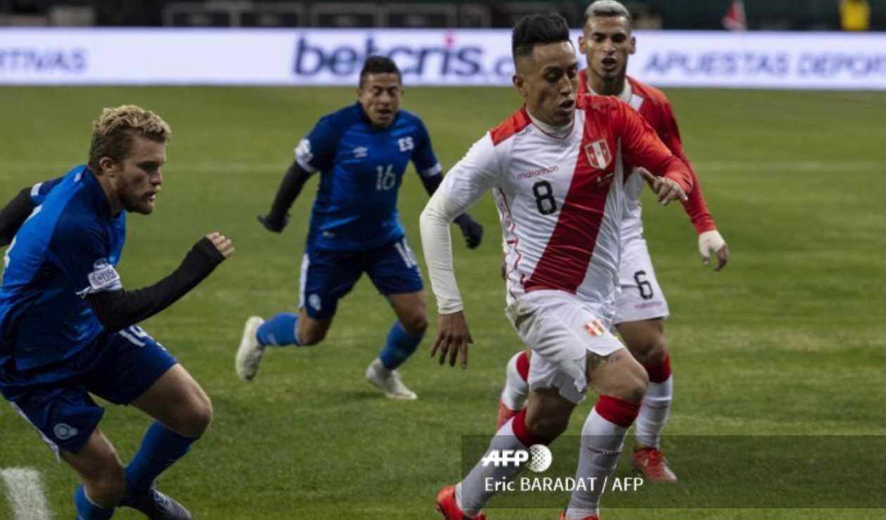 Perú vs El Salvador - Fecha FIFA