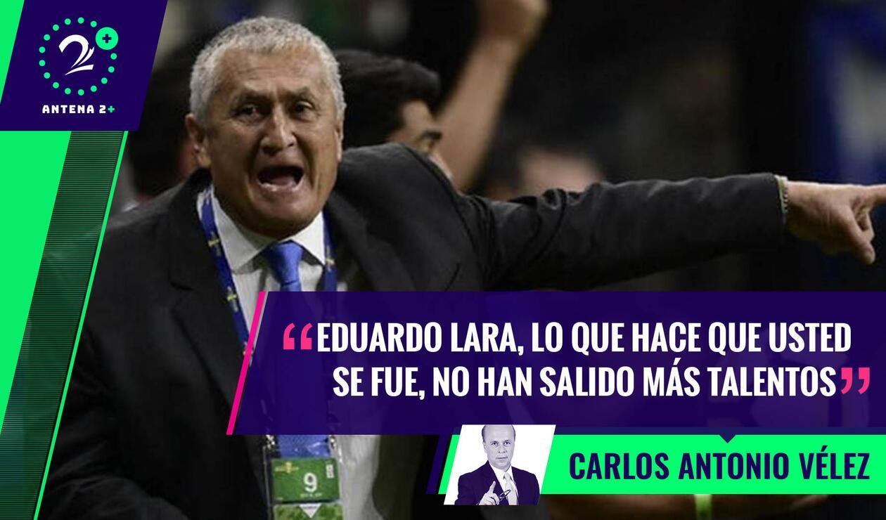 Palabras Mayores - Eduardo Lara