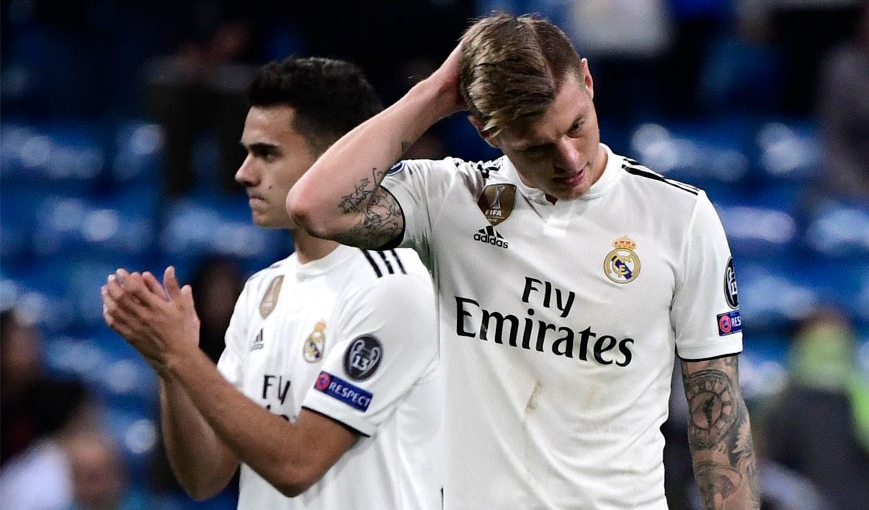 Real Madrid tras la eliminación en Champions a manos del Ajax