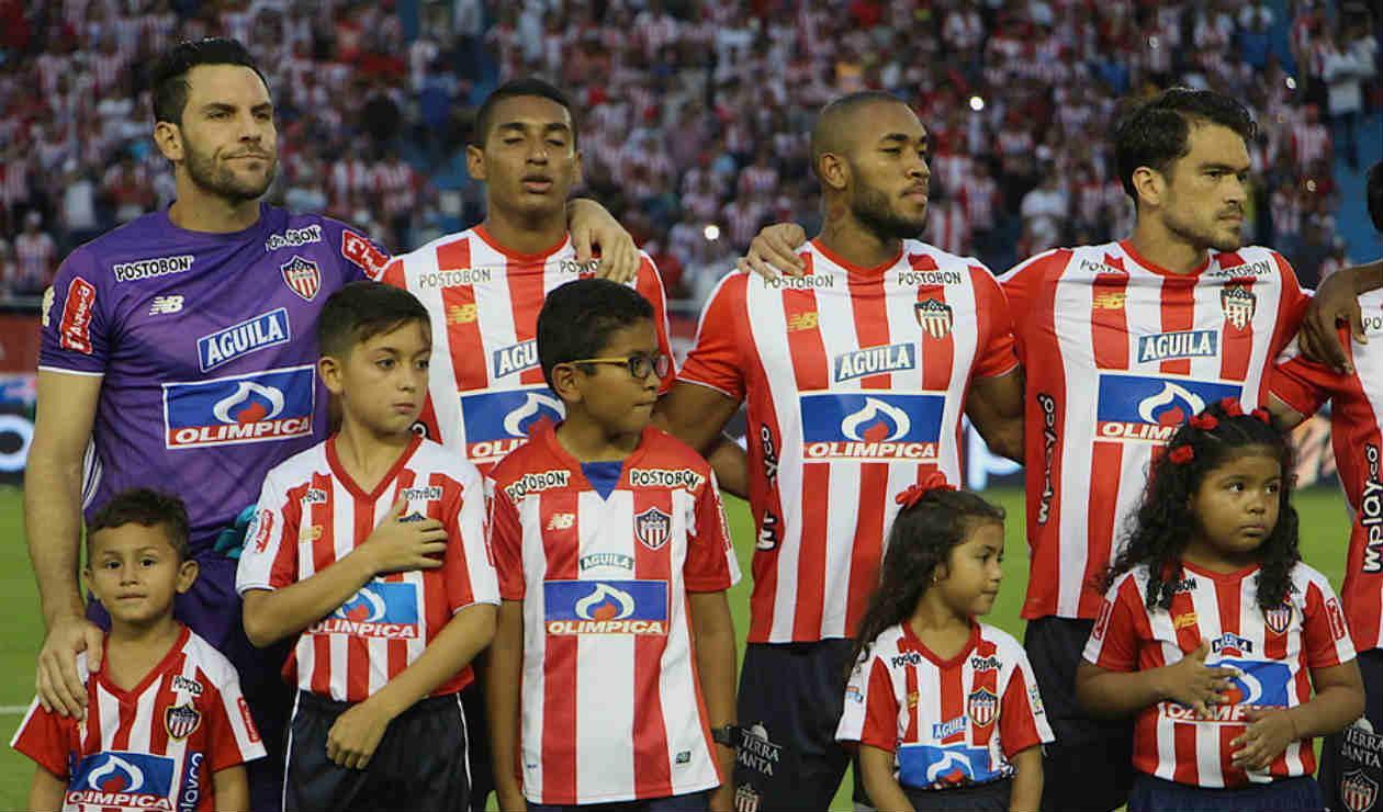 Junior Vs Jaguares