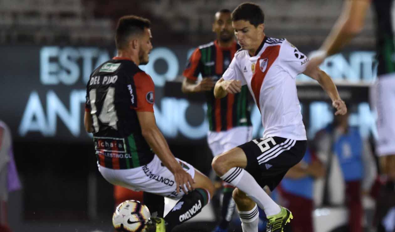 River Plate vs Palestino - Copa Libertadores 2019
