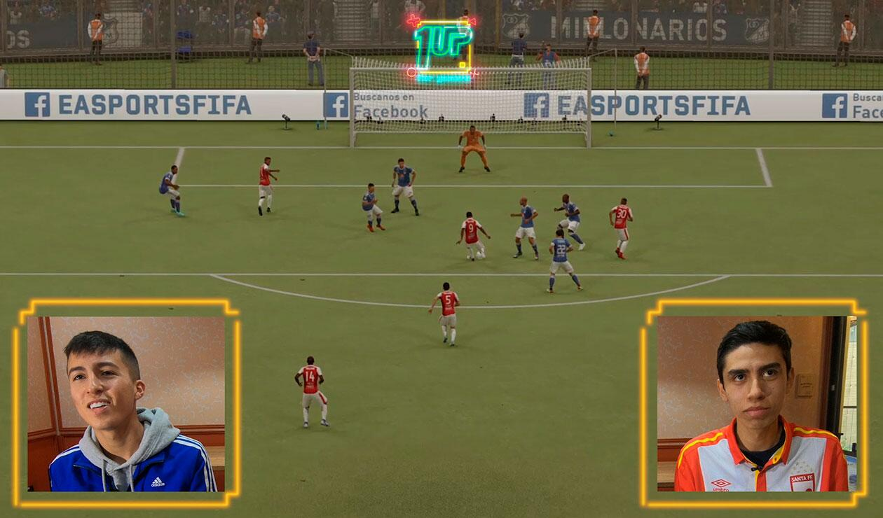 Santa Fe vs Millos FIFA 19