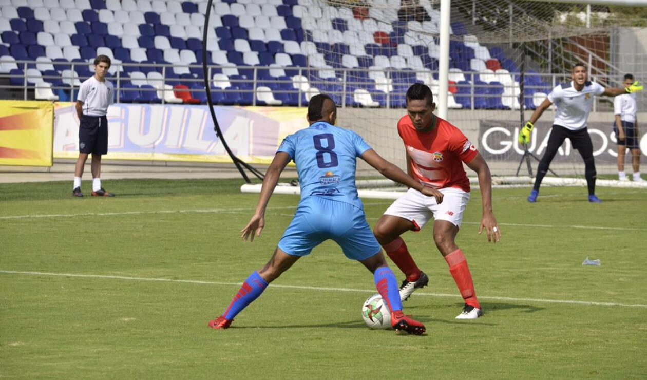 Barranquilla vs Unión Magdalena - Copa Águila