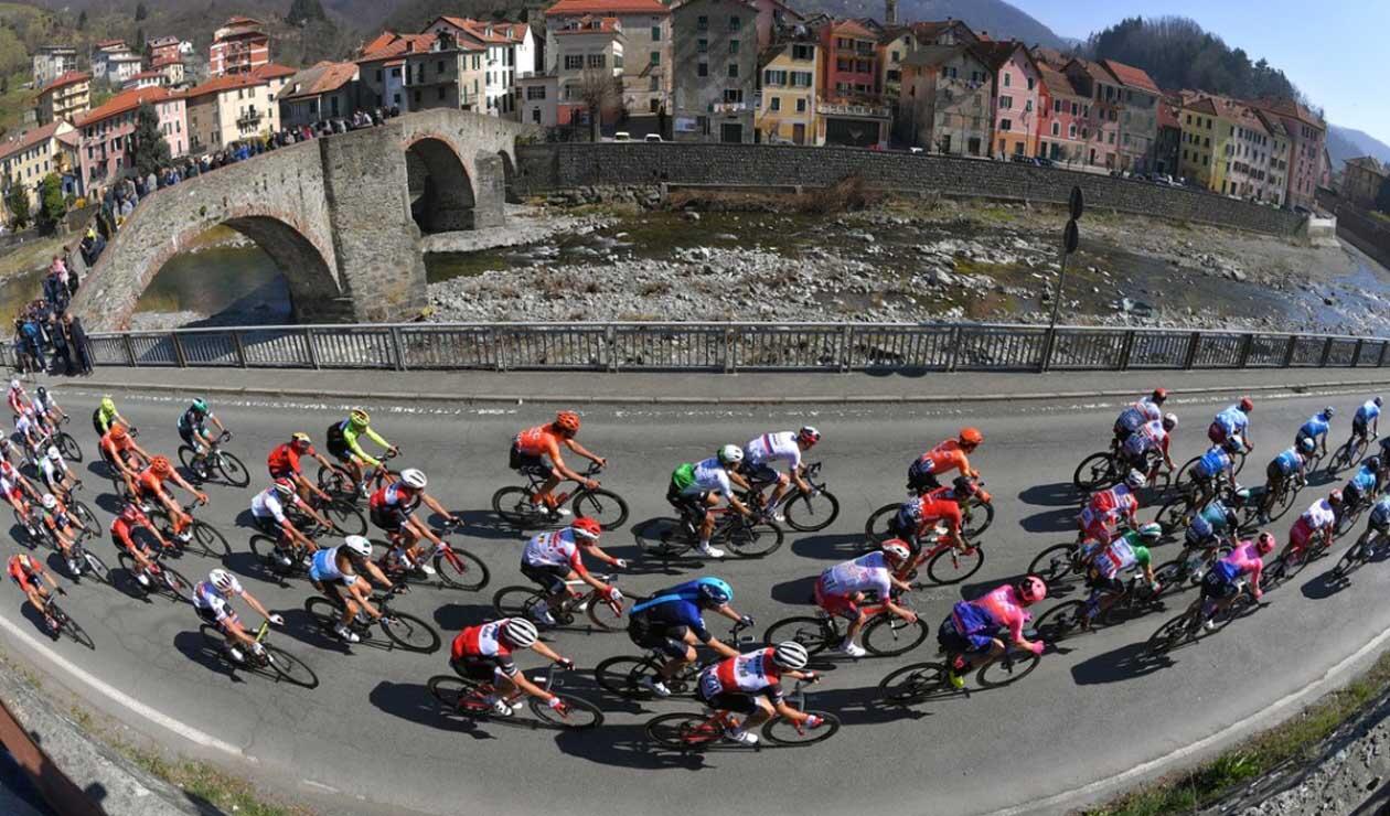 Vuelta a Cataluña - segunda etapa