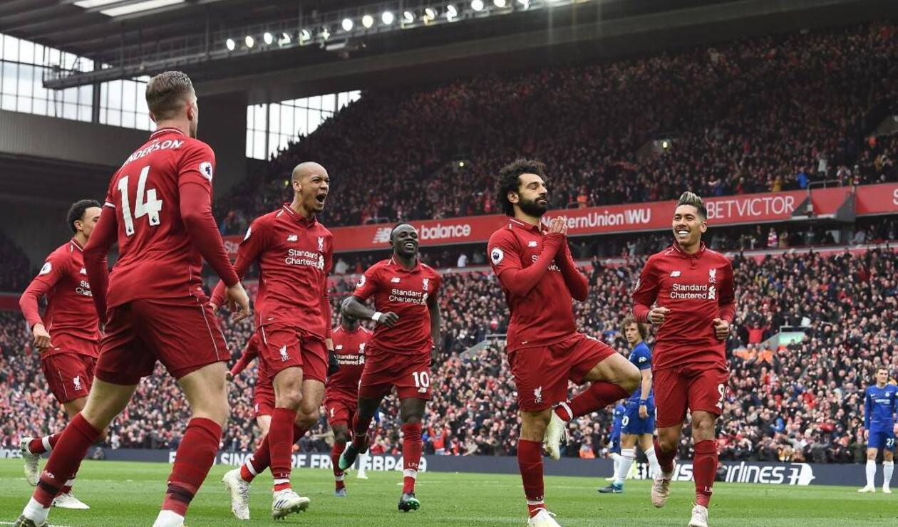 Liverpool vs Chelsea - Premier League 2018/19