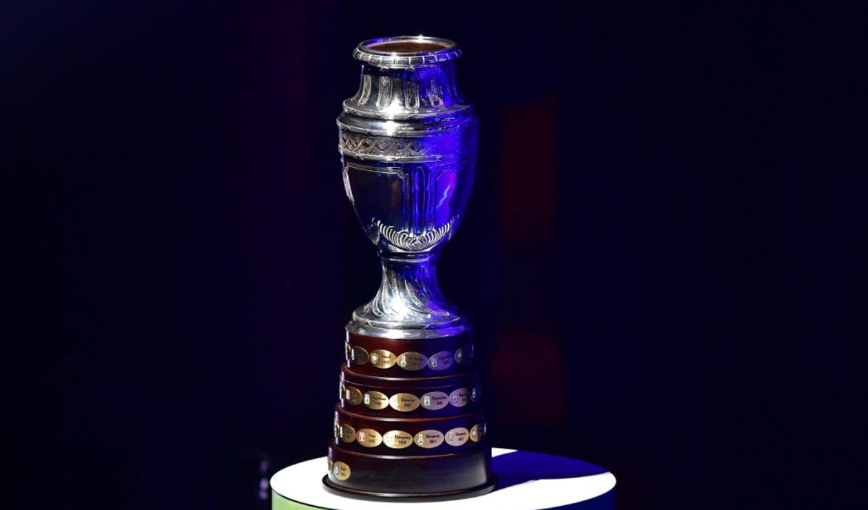 Copa América - trofeo