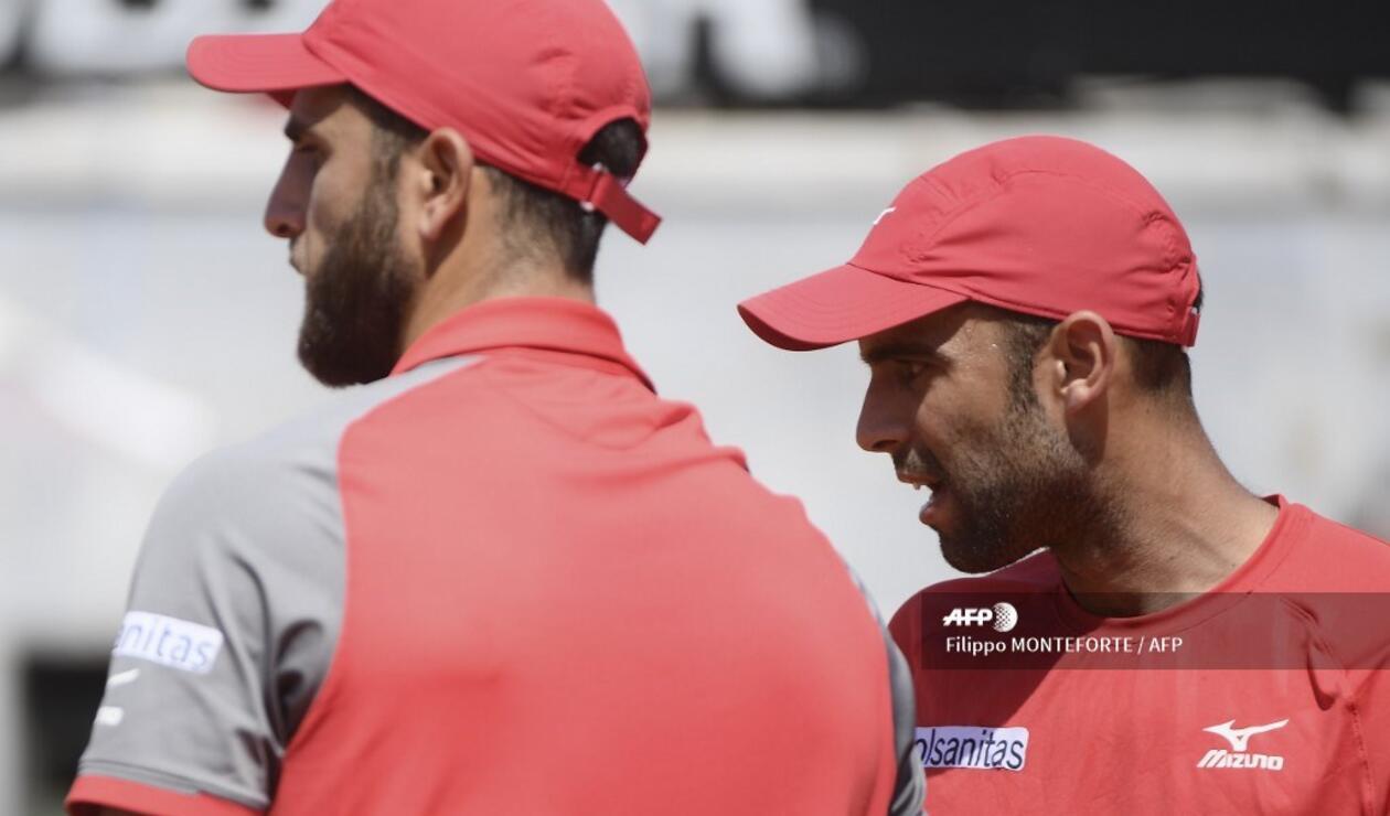 Robert Farah y Juan Sebastián Cabal avanzaron a la final del ATP 500 de Barcelona