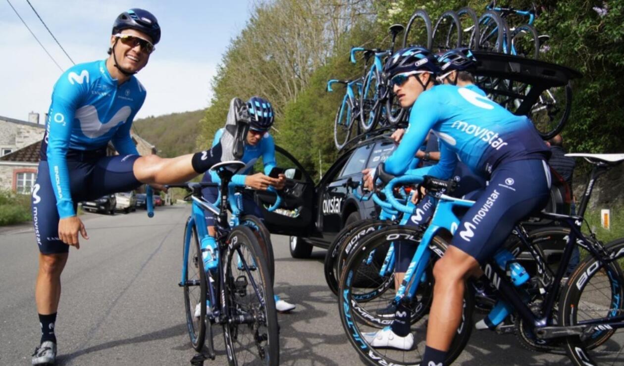 Carlos Betancur y Winner Anacona