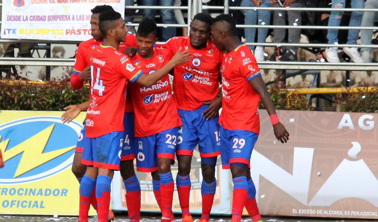 Deportivo Pasto - Liga Águila