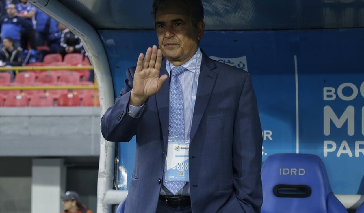 Jorge Luis Pinto - Millonarios 2019