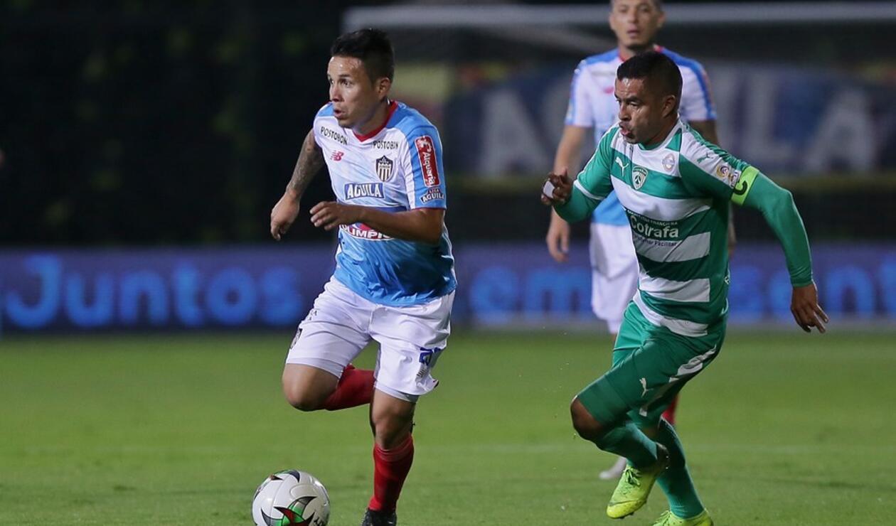 Equidad vs Junior de Barranquilla - Fecha 14 Liga Águila 2019-I