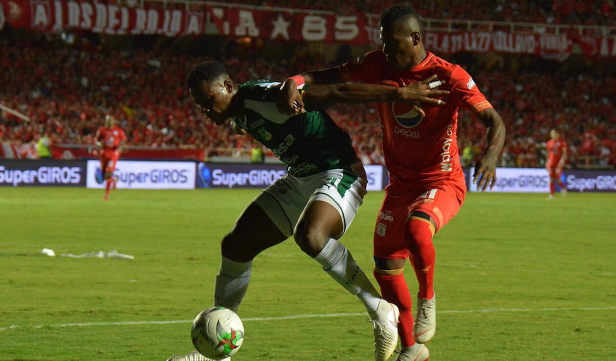América de Cali vs Deportivo Cali - Fecha 15 Liga Águila 2019-I