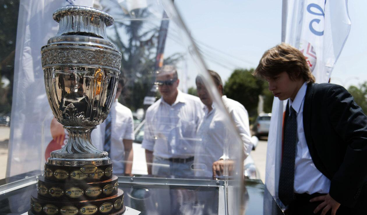 Copa América Trofeo
