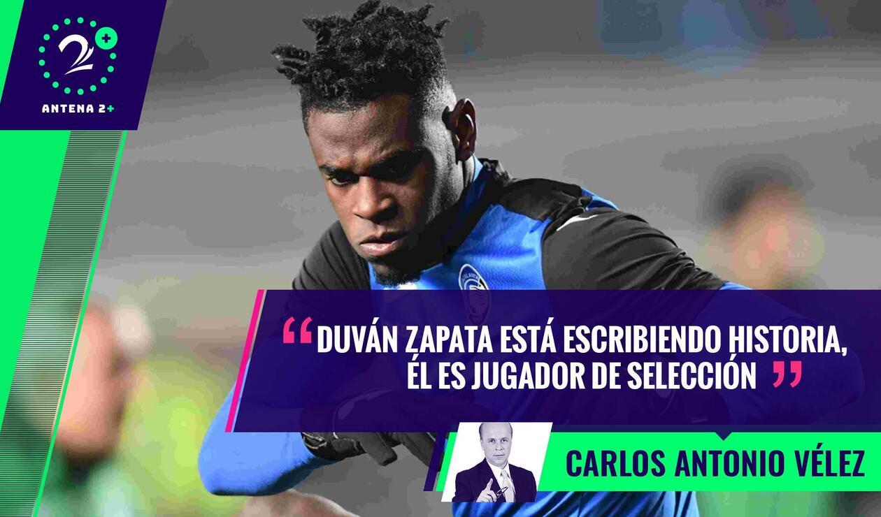 Duván Zapata - Palabras Mayores